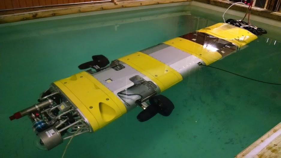Custom ROV (Remote Operated Vehicle)