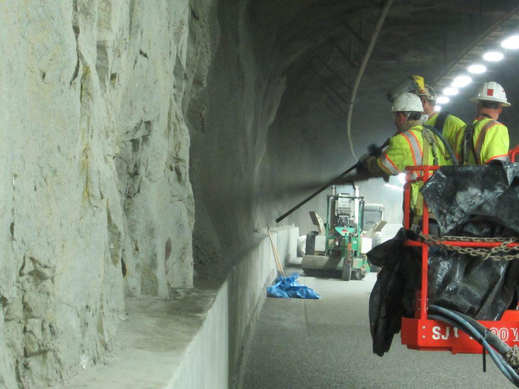 Tunnel Rehabilitation